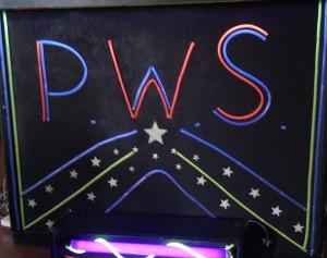 PWS Discos Desk